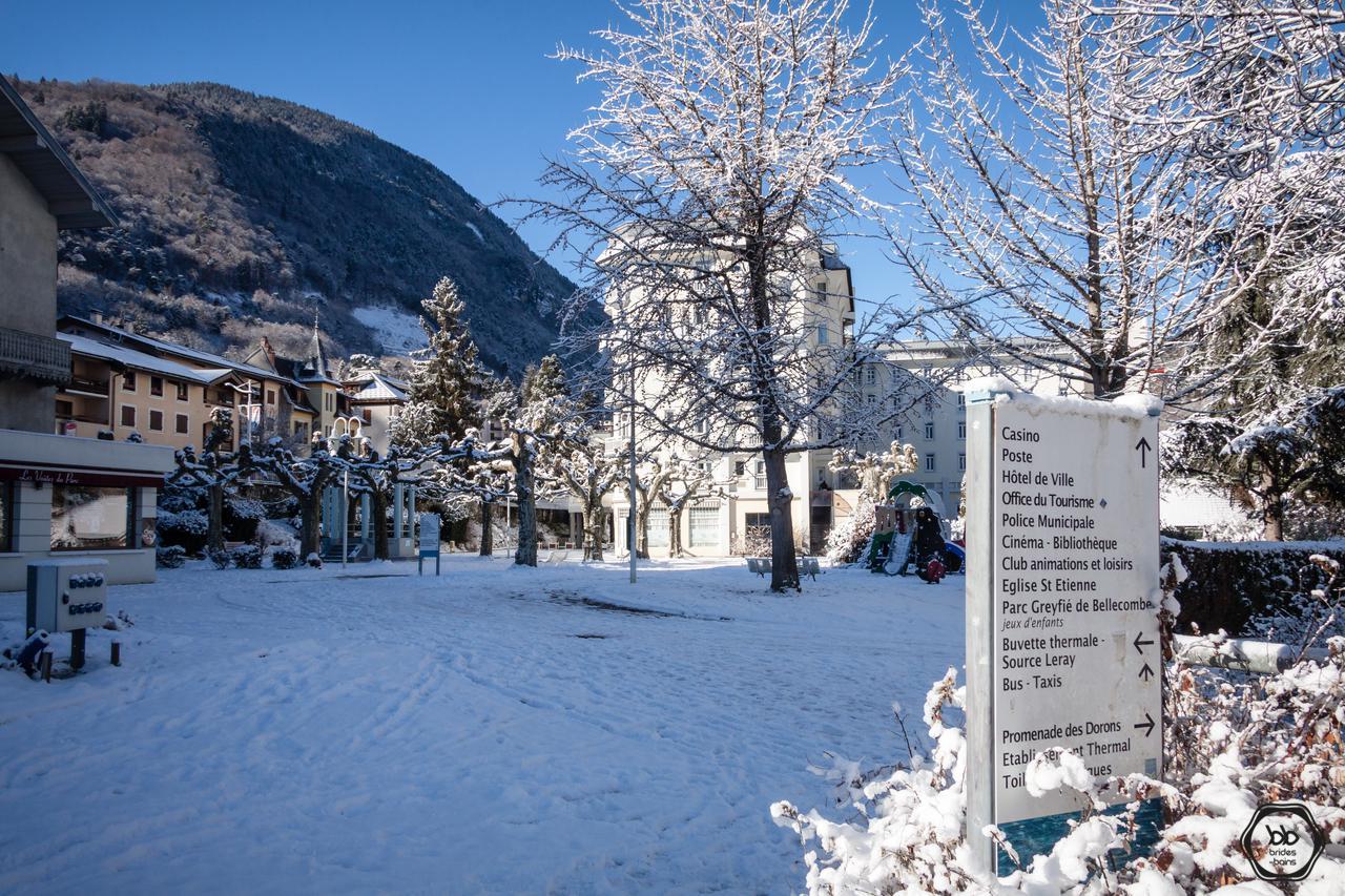 5 raisons d'un séjour au ski à Brides-les-Bains