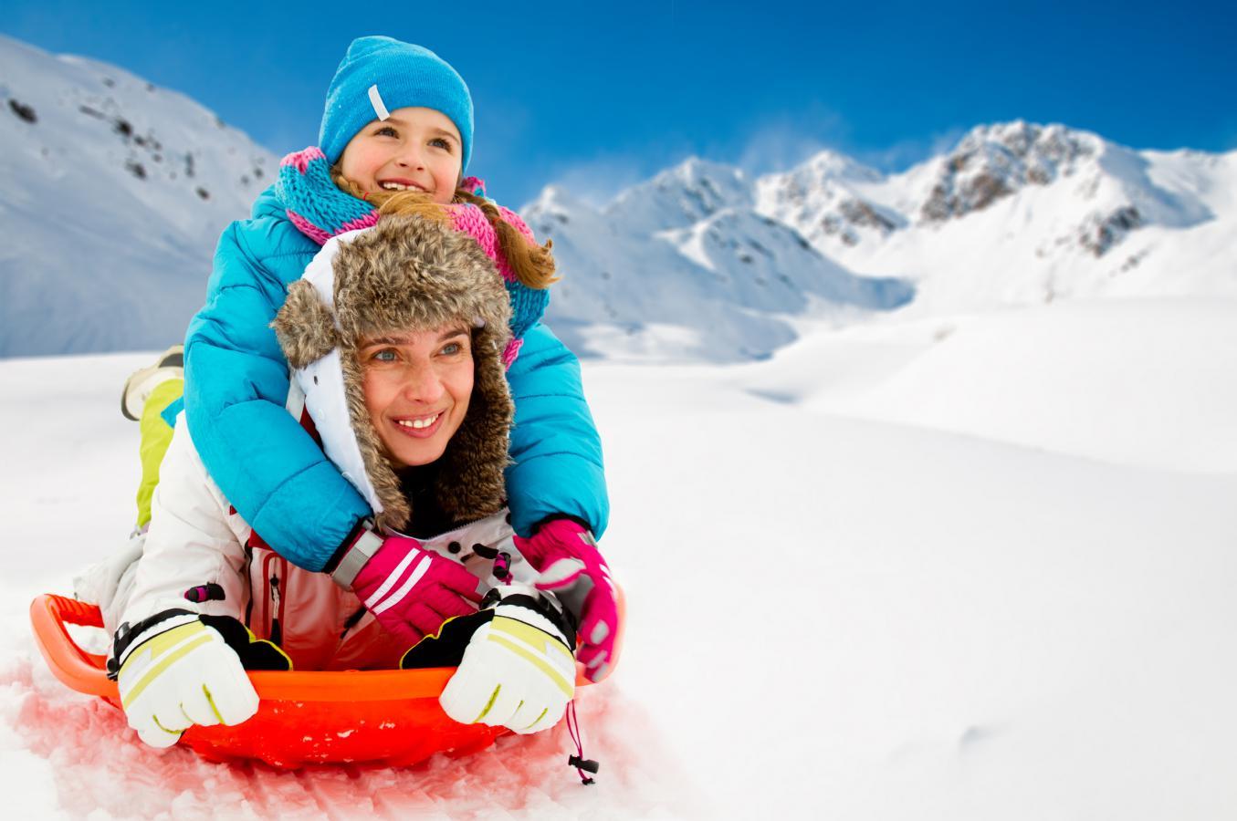 Comment profiter de la nature en station de ski ?