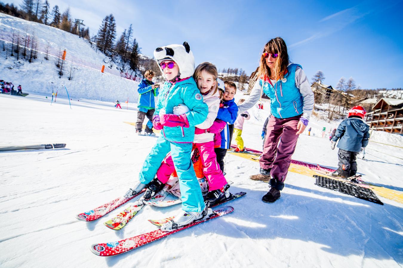 La station de ski familiale de Puy Saint Vincent