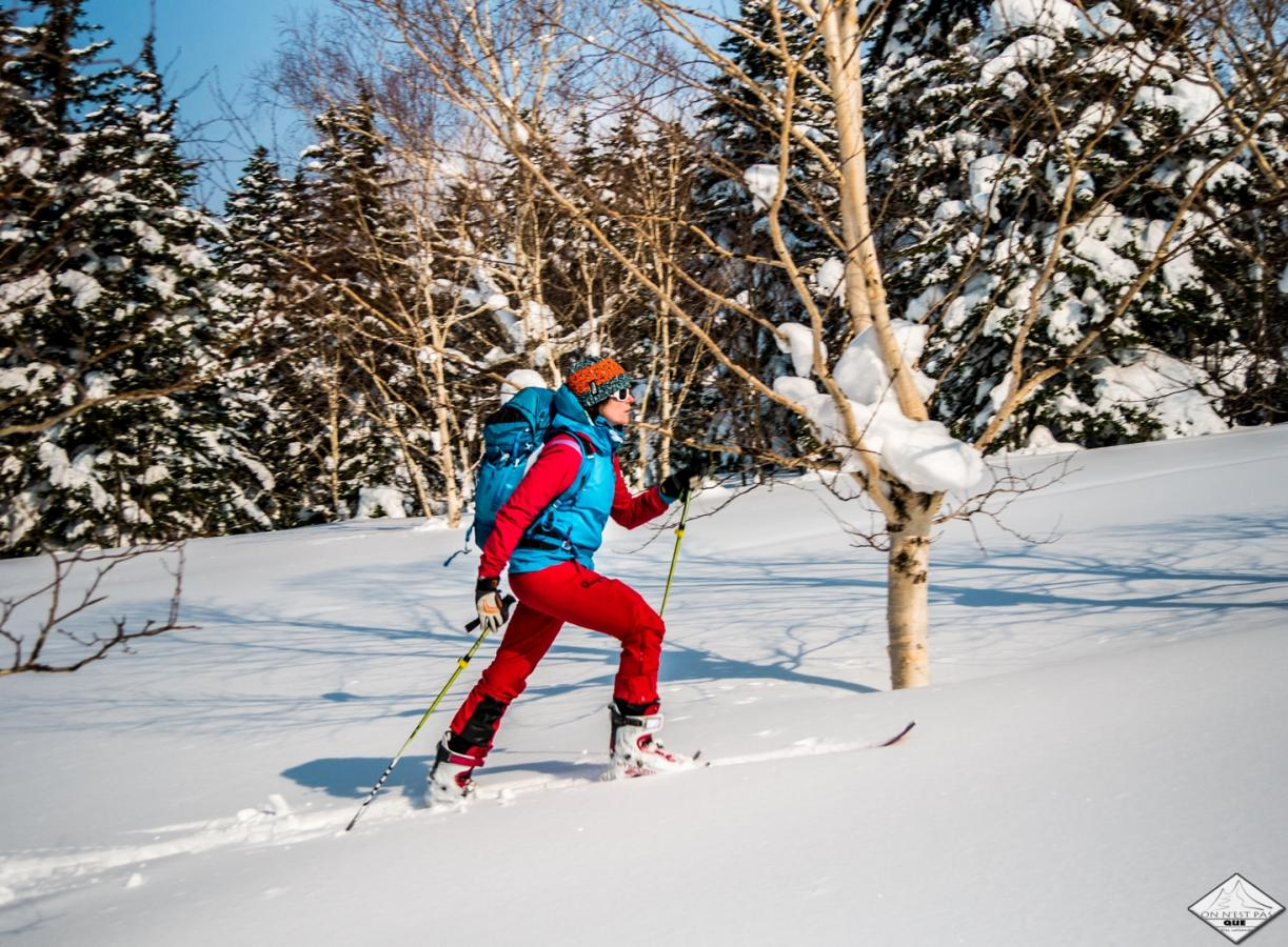 Le Women's skimo project