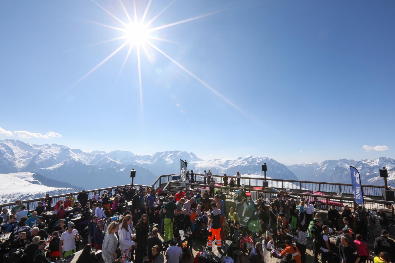 Les incontournables du Printemps du Ski