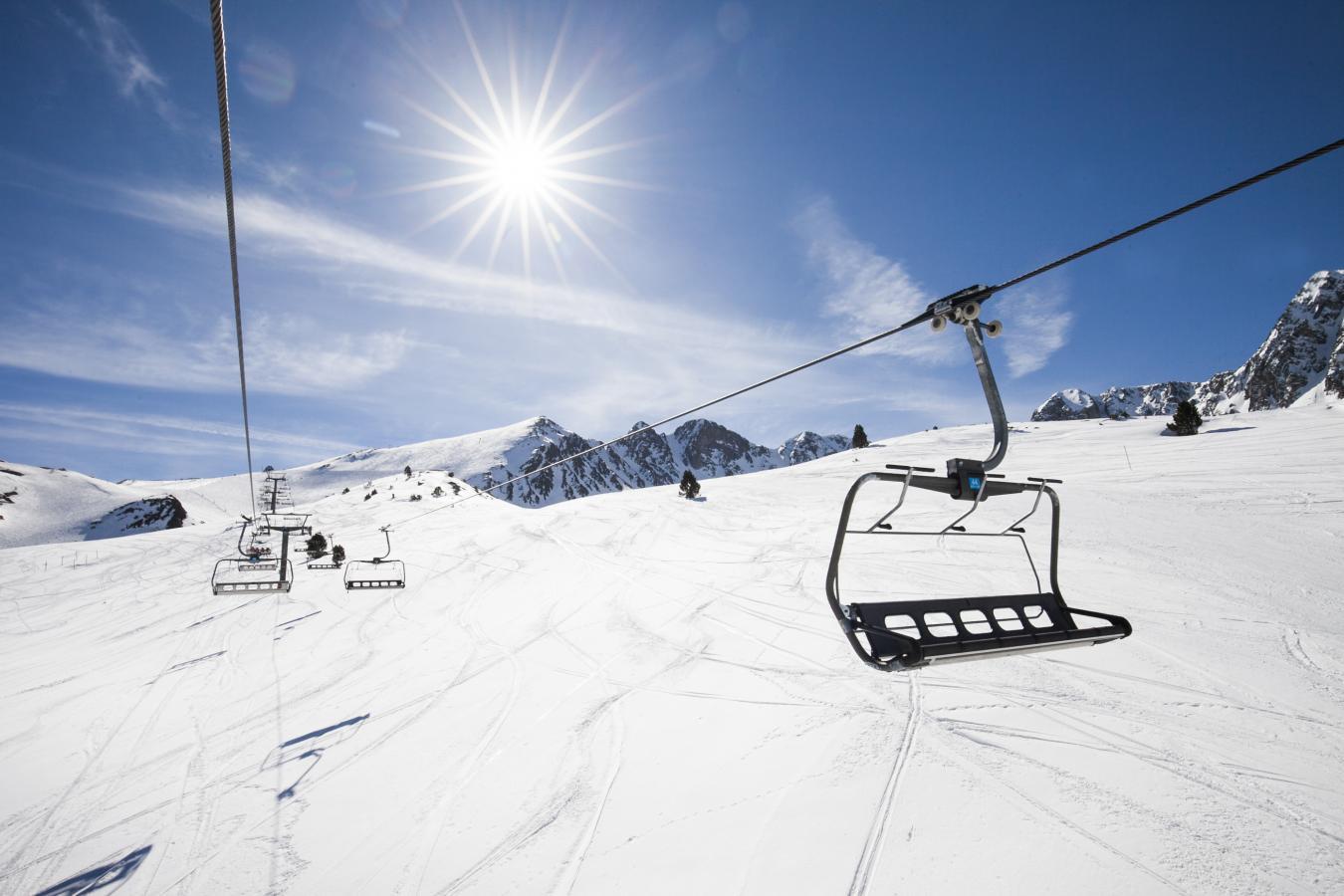 Nouveautés hiver 2018 à Grandvalira en Andorre
