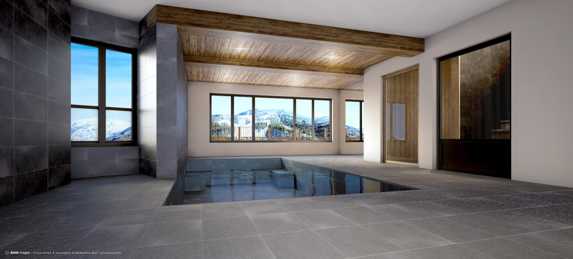Nouveaux chalets de luxe à Val Thorens