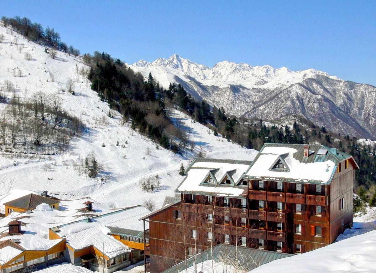 Partez skier en famille à Guzet