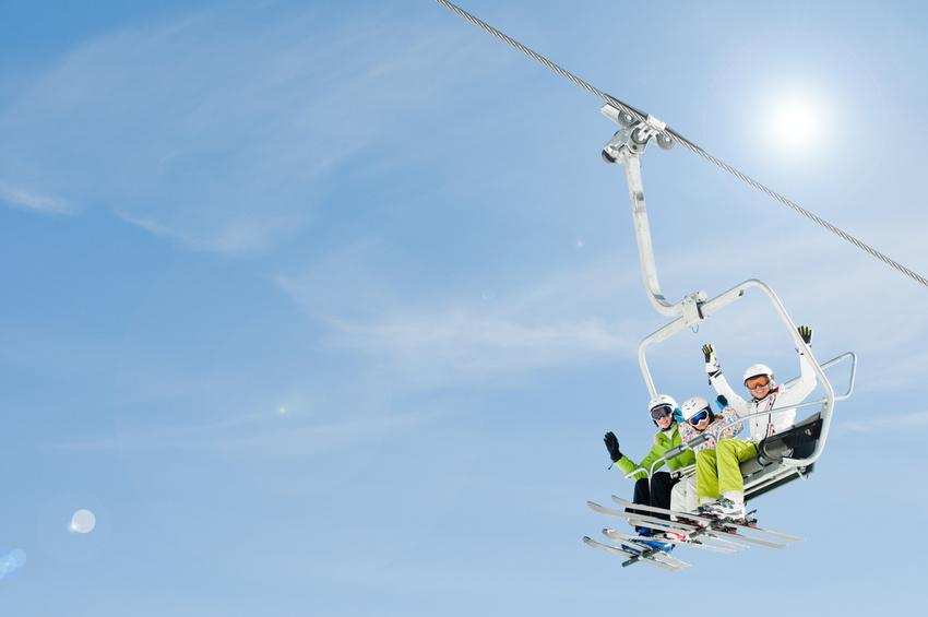 Peut-on skier en mars ?