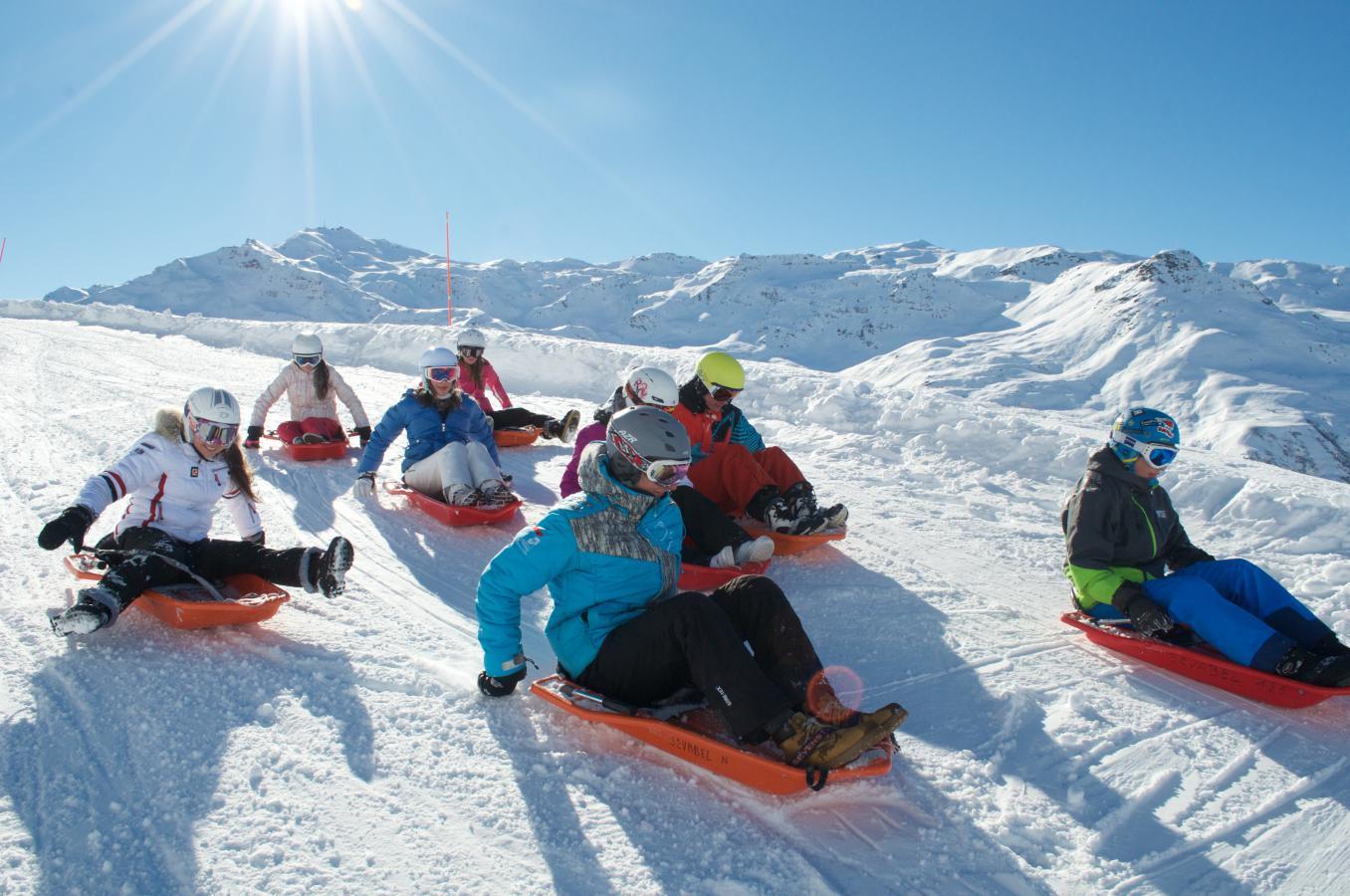 Que faire aux Menuires quand on ne skie pas ?