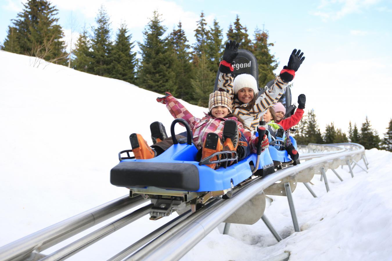 Que faire aux Saisies pendant les vacances de février ?
