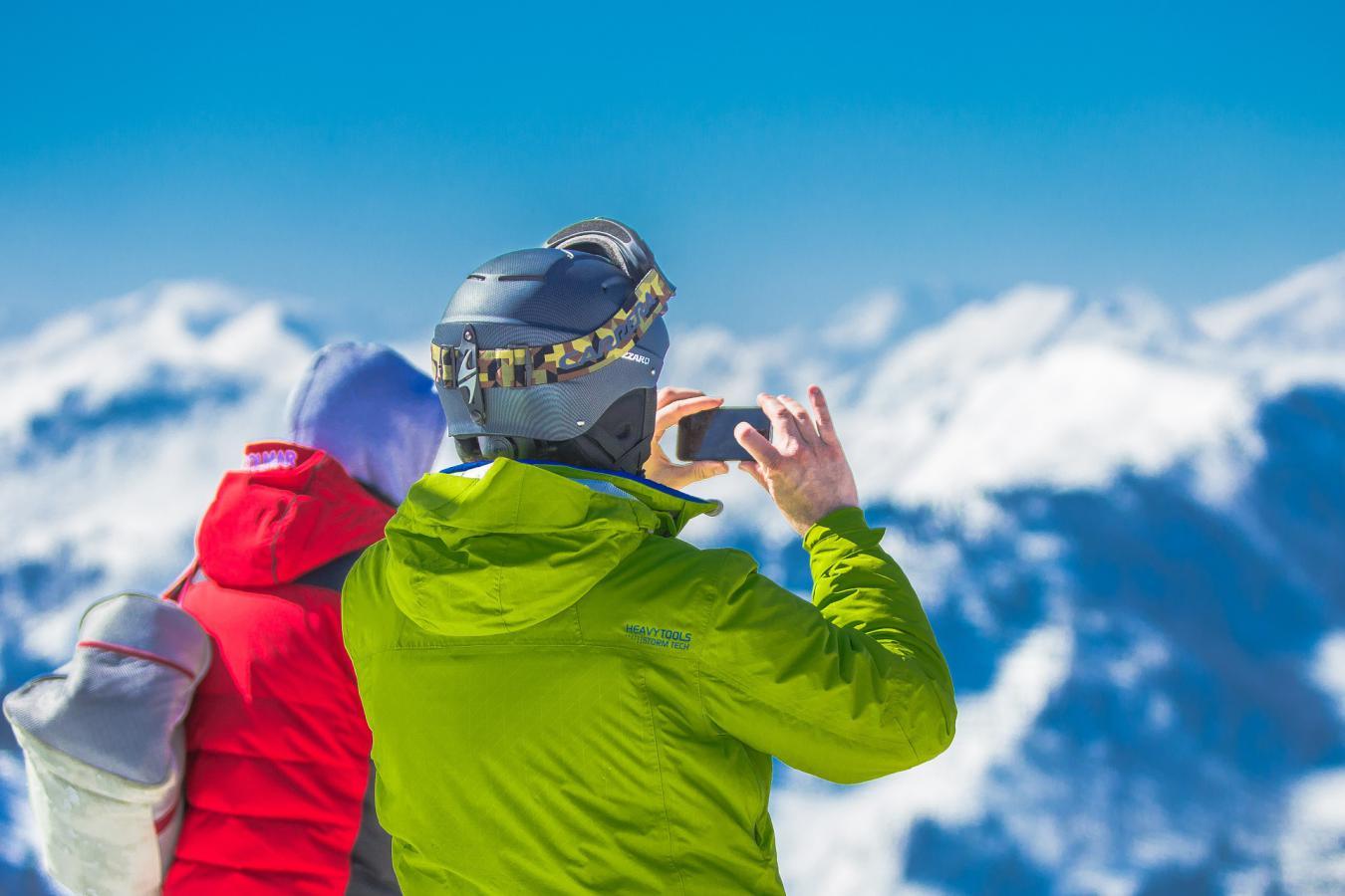 Que prendre pour un week-end au ski ?