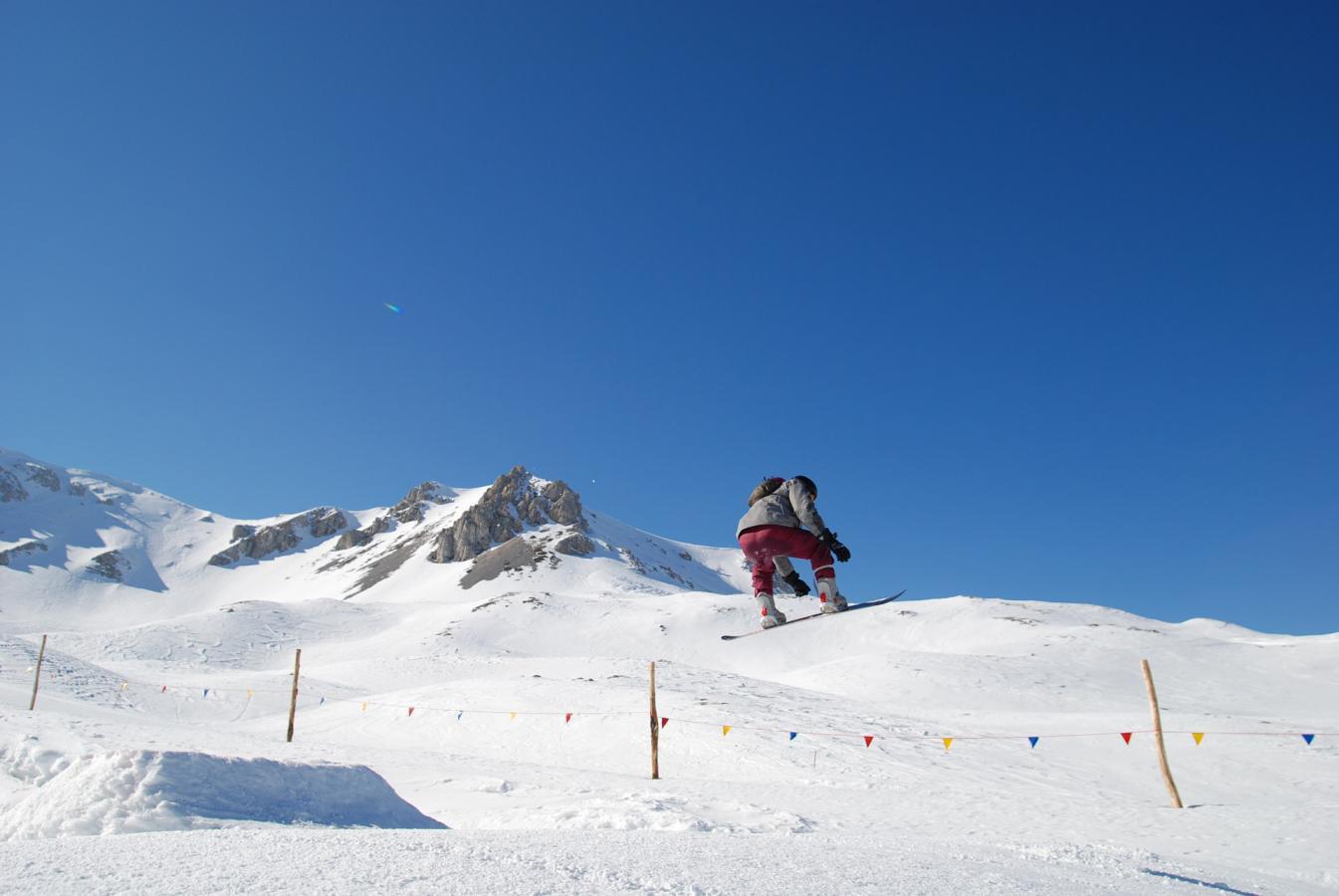 Quelles stations choisir pour faire du snowboard ?