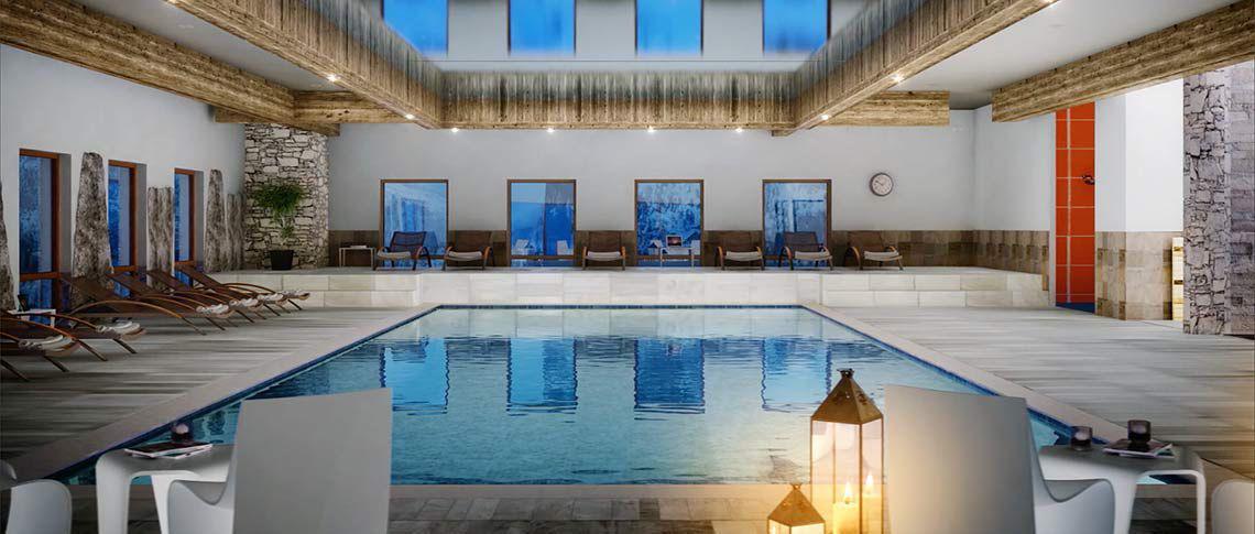 Résidence de luxe MGM Alexane à Samoëns