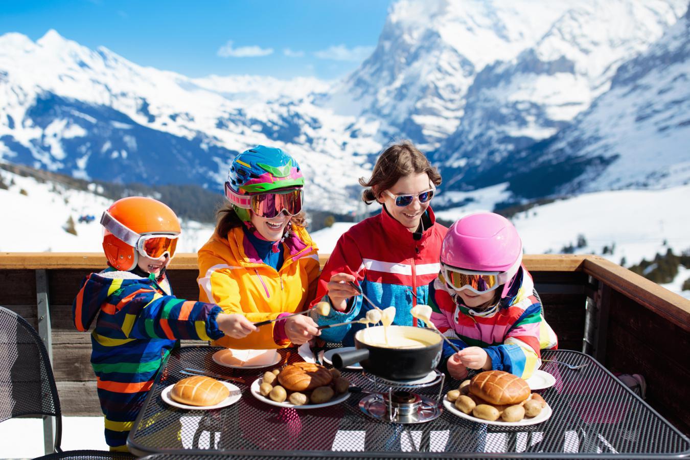 Séjour au ski en Savoie et plaisirs culinaires