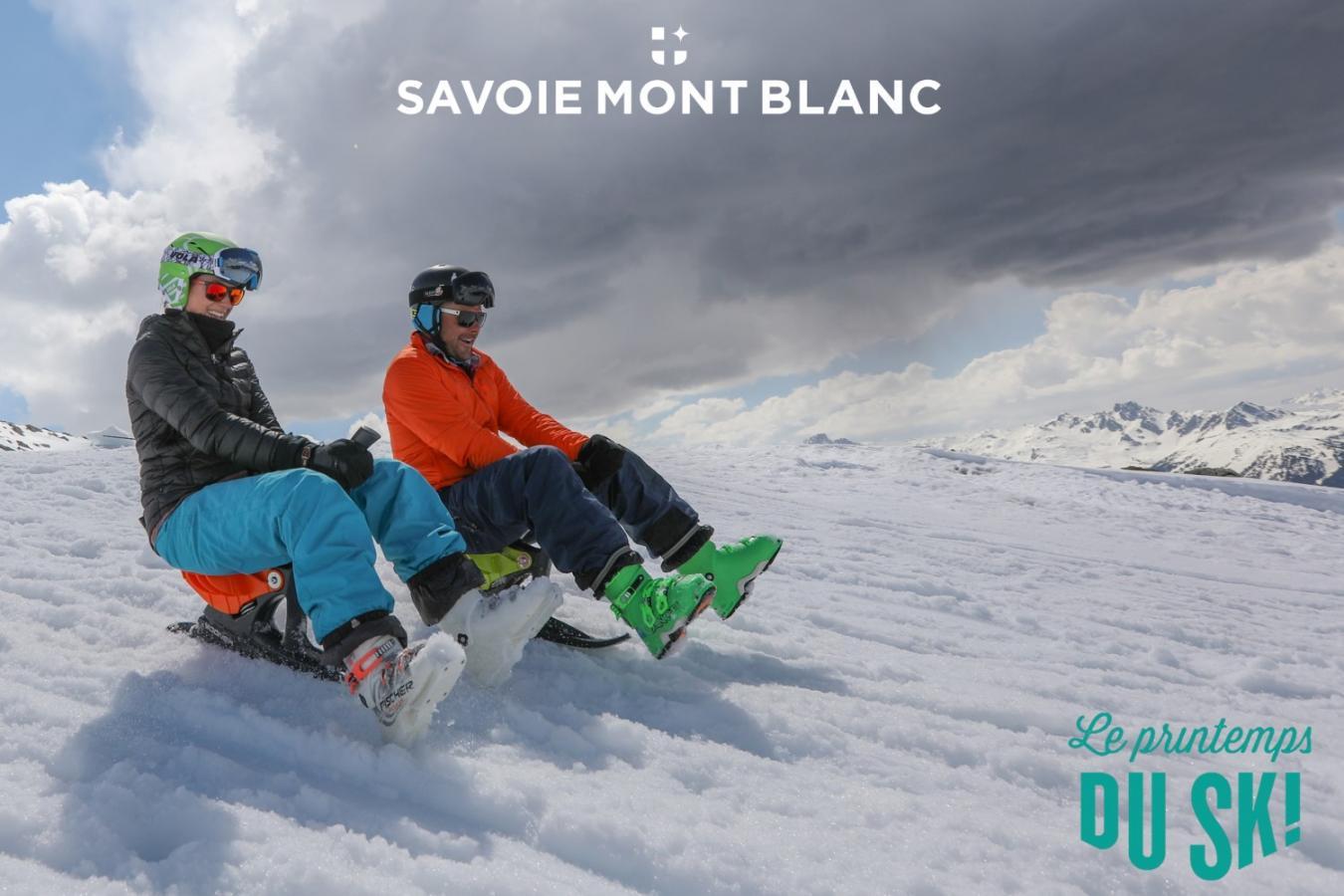 Testez Le Printemps du Ski en Savoie Mont Blanc