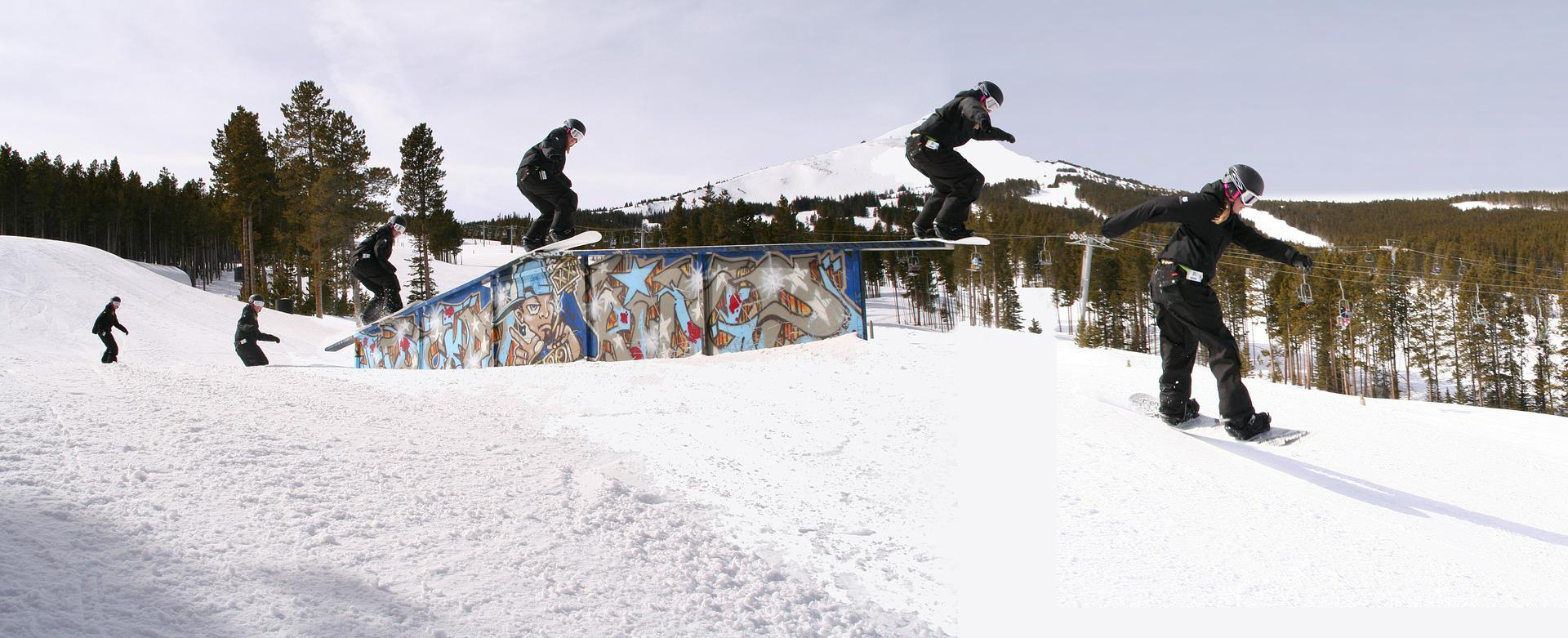 Top 10 des meilleures stations de snowboard