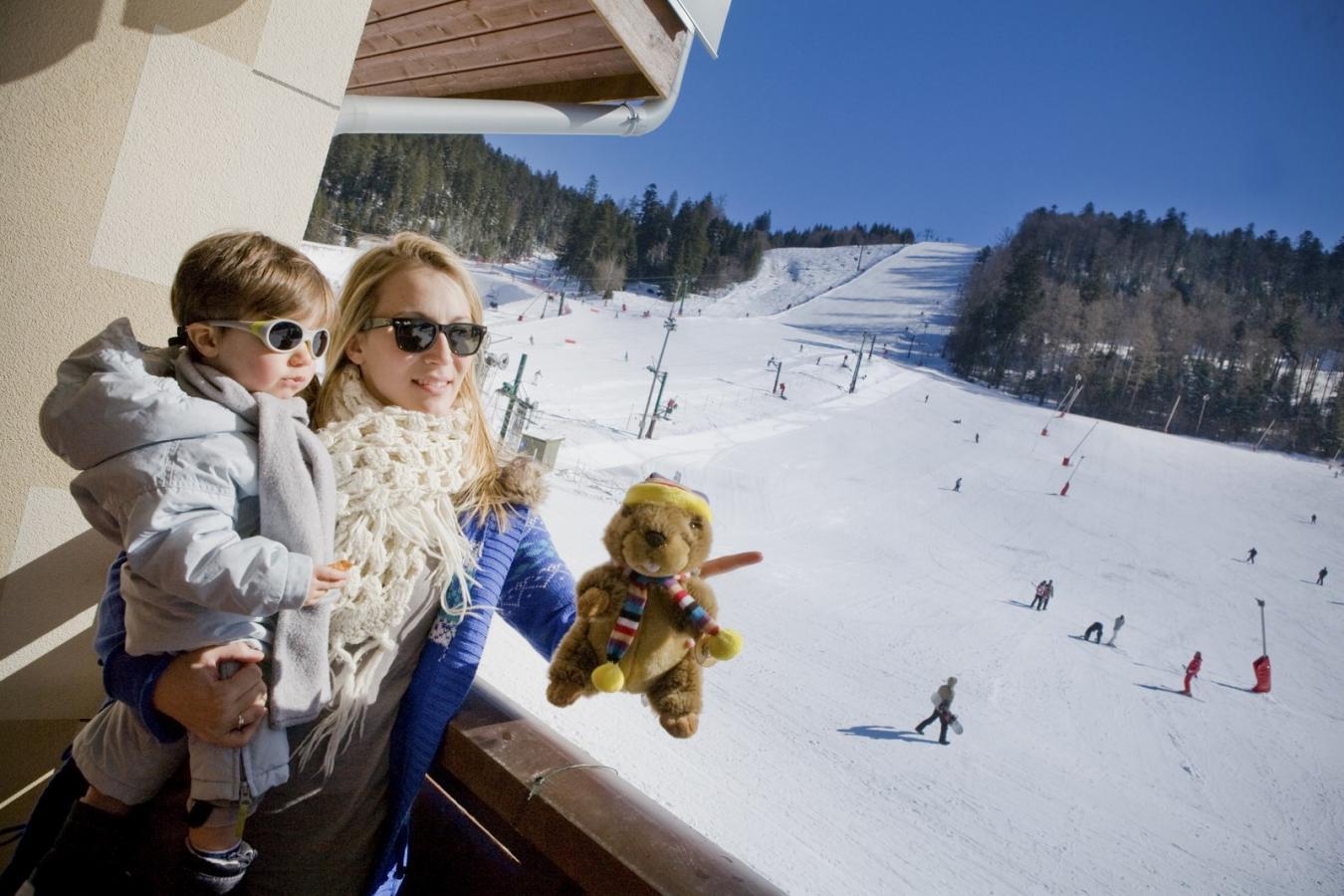Top 15 des stations de ski familiales