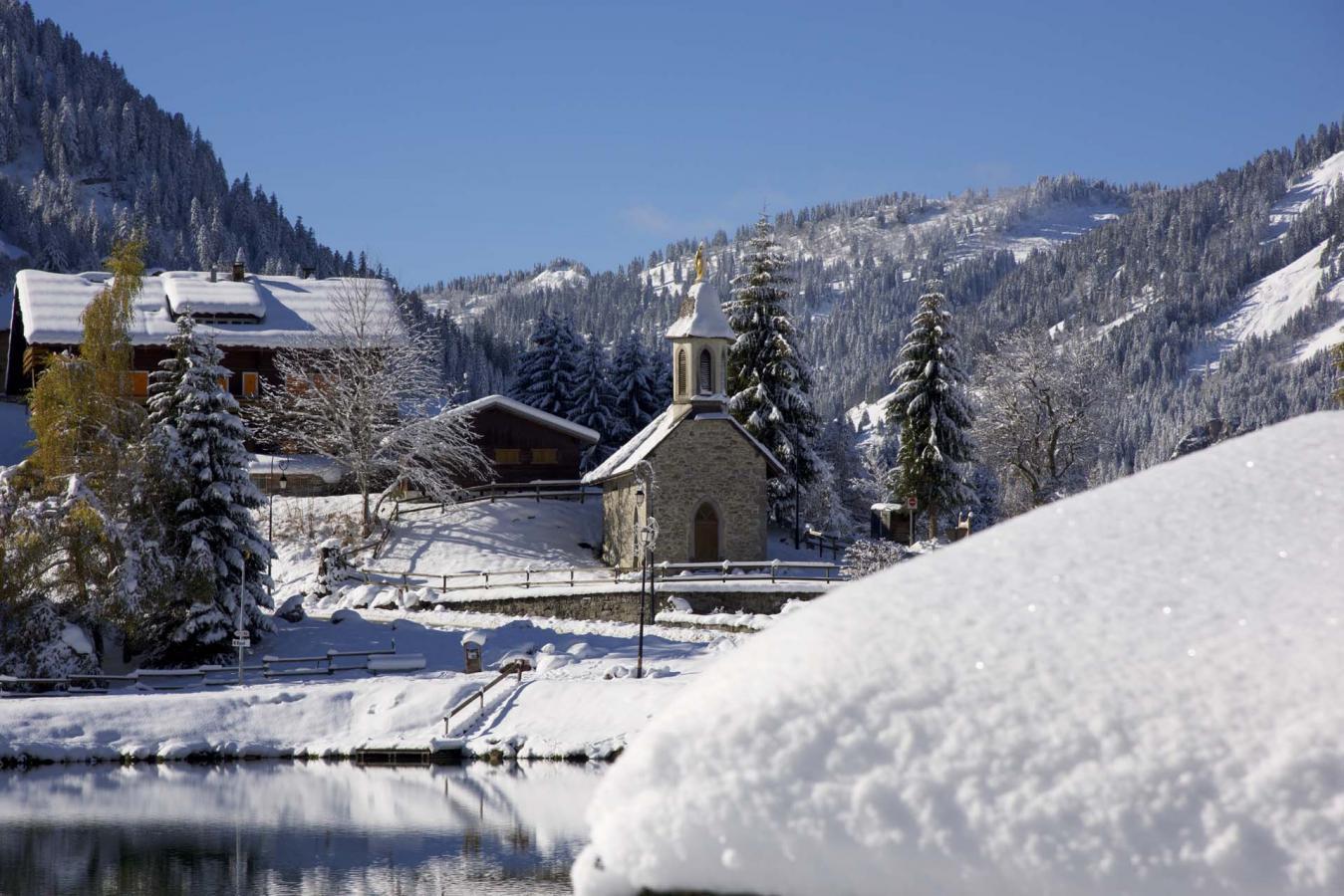 Top 5 des raisons d'aller cet hiver à Châtel