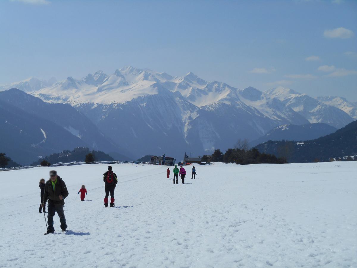 Top 5 des randonnées en raquettes en Savoie