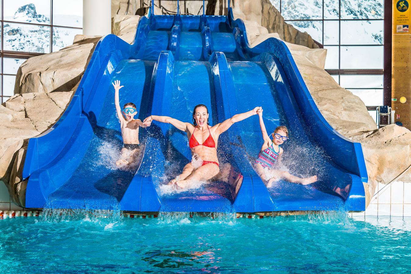 Top des spas et centres aqualudiques en station de ski