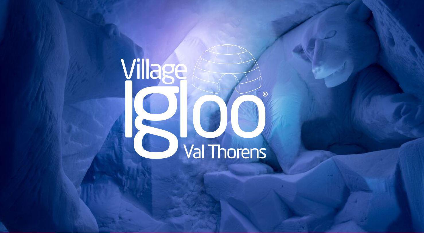 Un Village Igloo à Val Thorens