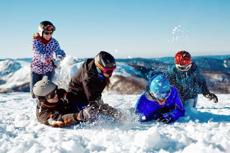 Comment réussir son séjour au ski avec ses enfants ?