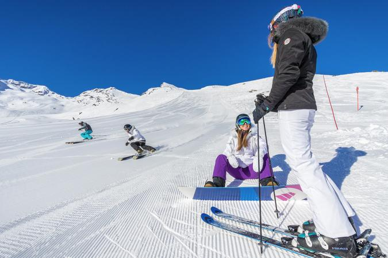 Le domaine skiable de Val Thorens