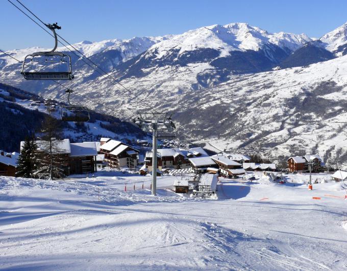 Le ski à Peisey-Vallandry au coeur de Paradiski