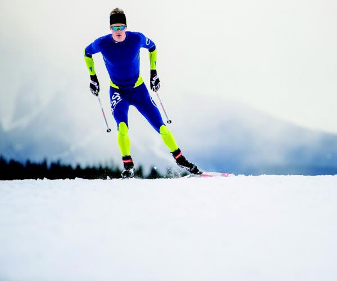 Le ski de fond se pratique désormais été comme hiver !