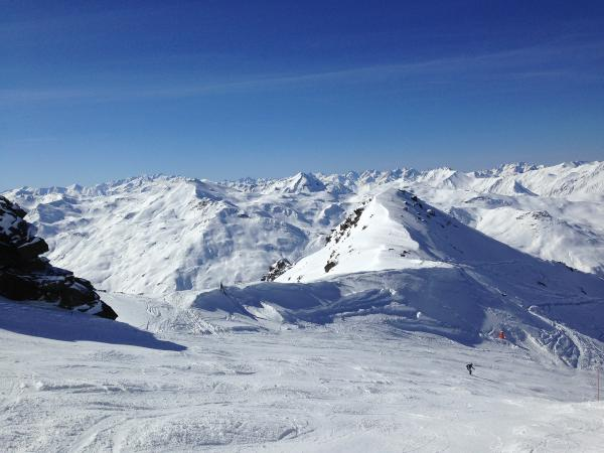 Les 3 Vallées : nouveautés du domaine skiable