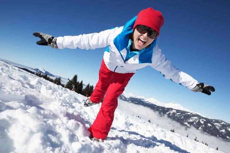 Les activités insolites au ski