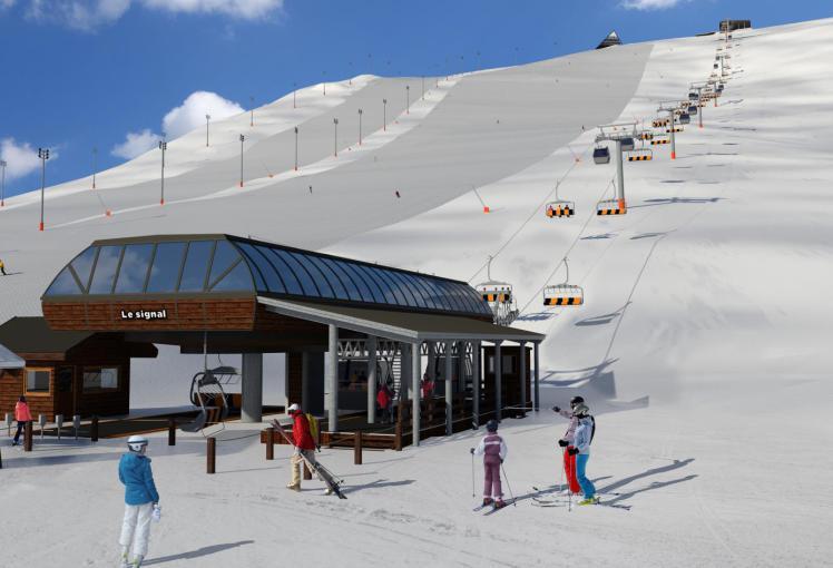 Nouveautés à l'Alpe d'Huez