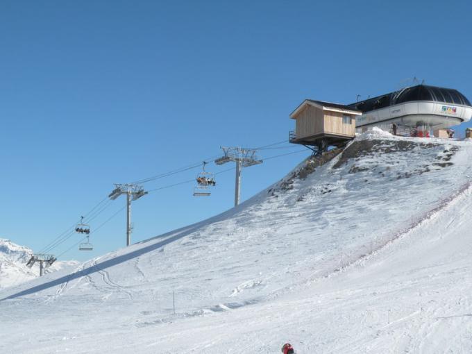 Nouveautés du domaine skiable des Sybelles