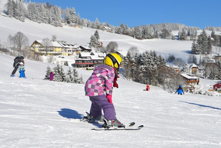 Où partir skier en famille ?