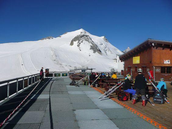 Ouverture du ski d'été