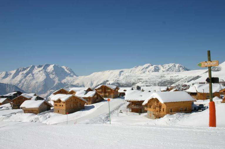 Plan de développement de l'Alpe d'Huez