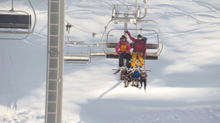 Savoie Mont Blanc : l'expérience au féminin !