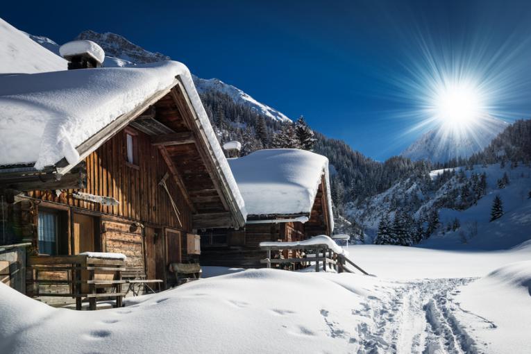 Top 10 des plus beaux chalets pour les vacances d'hiver