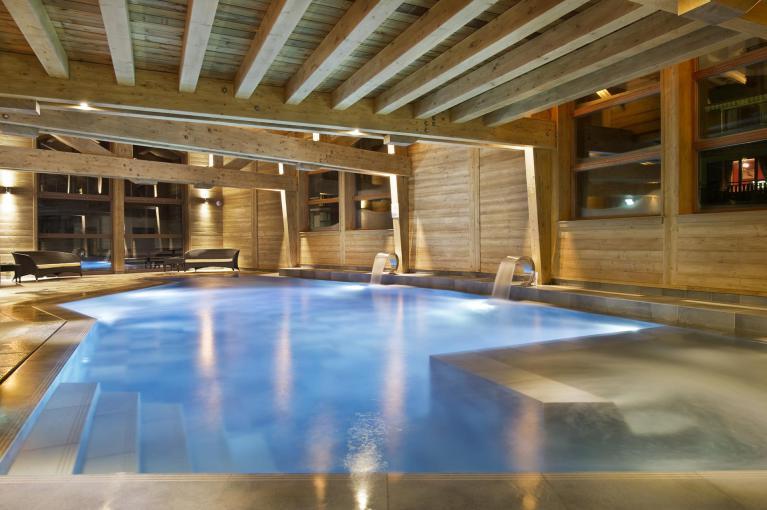 Top 5 des hôtels de luxe au ski