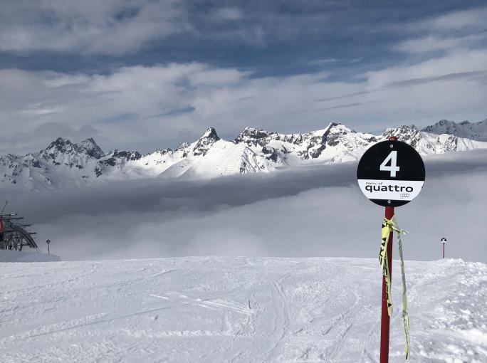 Top 5 des pistes de ski les plus difficiles