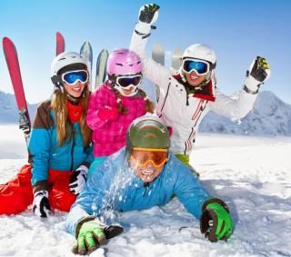 Combien coûte une semaine de ski tout compris ?