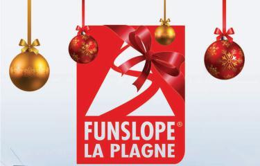 Funslope à La Plagne