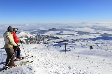 La station de ski familiale de Super Besse