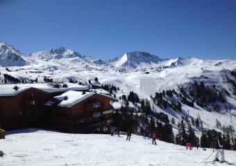 Le lexique du skieur