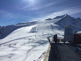 Opération ski d'été