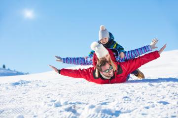 Peut-on skier en avril ?