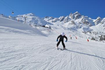 Quelle station de ski choisir pour un débutant ?