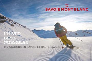 Savoie Mont Blanc : l'hiver des possibles !