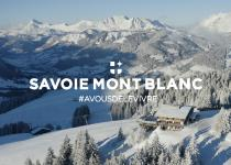 Savoie Mont Blanc : l'hiver ensemble !