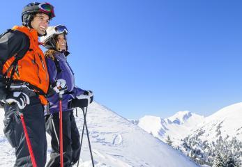 Skiez en décalé, tout en skiant libéré !