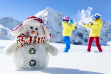 Top 10 des stations de ski animées