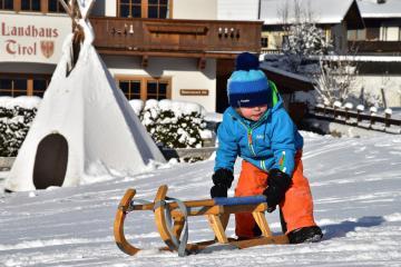 Un Noël féerique en station de ski familiale !