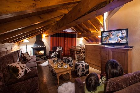 Prestige Chalet le Planton - Tignes - Alpes du Nord